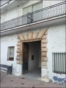 El Palacio de la Plaza de España