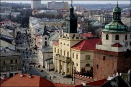 Lublin cuenta con un centro histórico muy coqueto