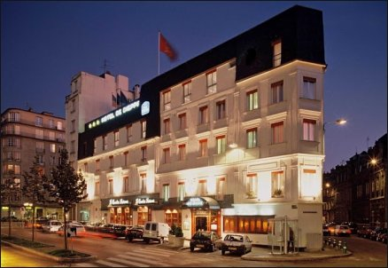 Hôtel de Dieppe