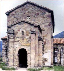 El Camino de Santiago en Asturias