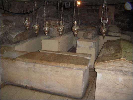 La tumba de San Lázaro, un lugar de culto para los ortodoxos