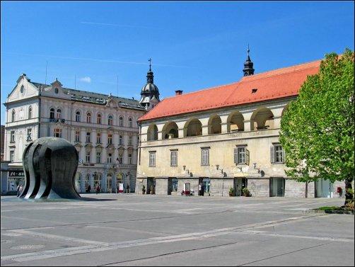 El centro de Maribor destaca por su belleza