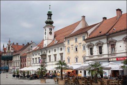 Centro de Maribor