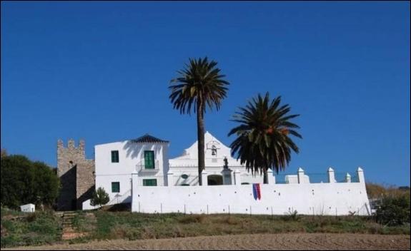 La Ermita de los Santos Mártires, de época visigoda, es la más antigua de Andalucía.