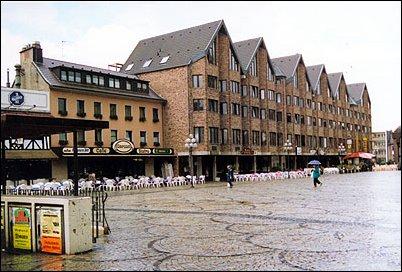 La Plaza de los Capuchinos