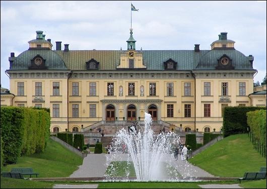 Los palacios de Suecia