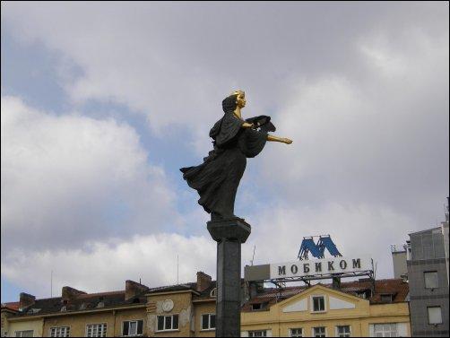 Paseo por Sofía