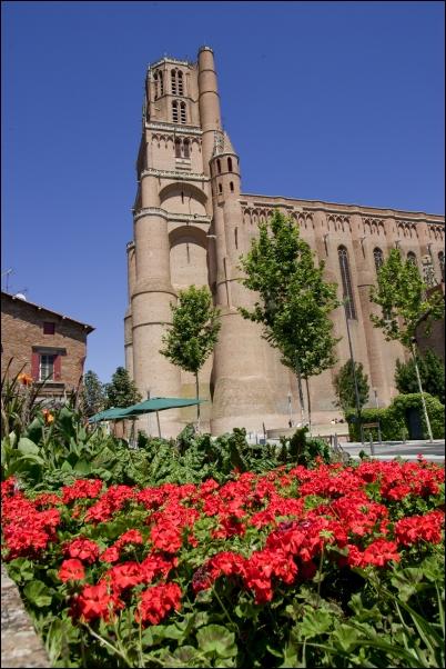 Tarn: La Catedral de Sainte-Cecile en Albi
