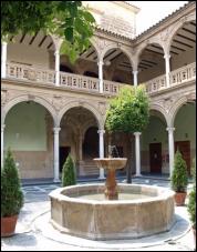 El Palacio de Jabalquinto.