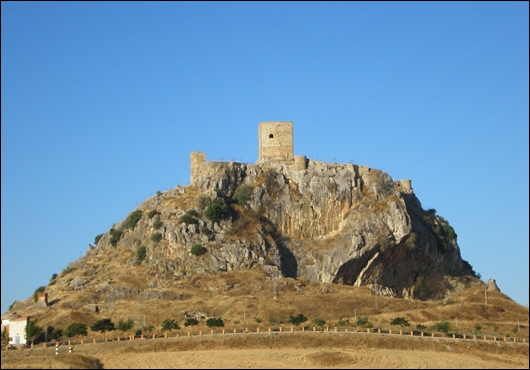 El Valle dle Guadiato: Castillo de Belmez