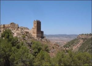 La región de Murcia cuenta con numerosos castillos