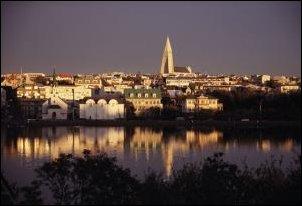 Reikiavik es el centro económico de toda Islandia