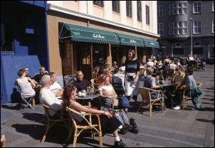Reikiavik se enorgullece de tener una excelente gama de restaurantes de calidad