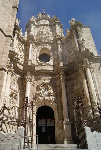 La Catedral. Valencia