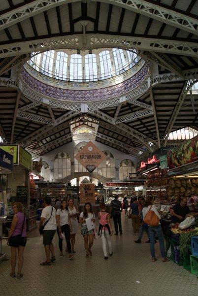 Mercado Central. Valencia