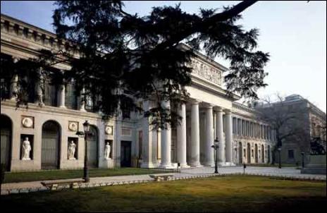 Paseo del Arte: Museo del Prado