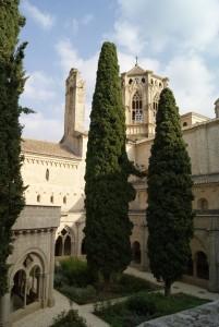 El Monasterio de Poblet