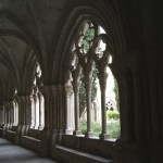 El Monasterio de Poblet - El claustro