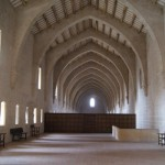 El Monasterio de Poblet - Dormitorio