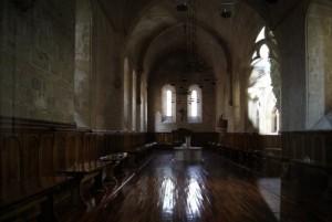 El Monasterio de Poblet - El refectorio