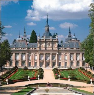 Reales sitios de Castilla León: Palacio Real de la Granja o San Ildefonso
