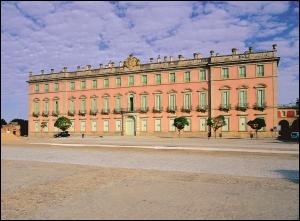 Reales sitios de Castilla León: Palacio Real de Riofrío