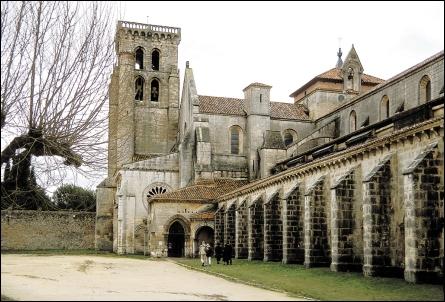 Reales sitios de Castilla León: Monasterio de Santa María la Real de las Huelgas