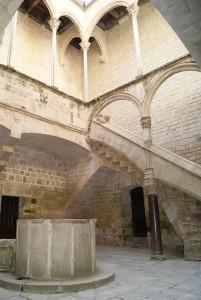 Santes Creus - Palacio Real