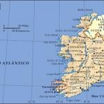 Mapa de situación de Kerry