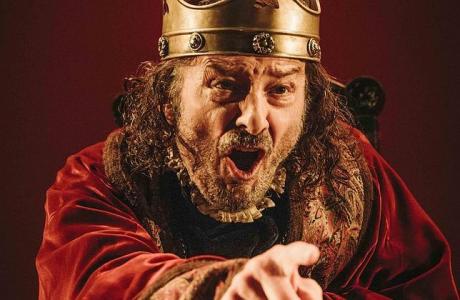 Un enorme Juan Diego da vida a Ricardo III en el Teatro Español de Madrid