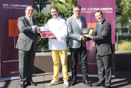 Con una estrella Michelin, vistas privilegiadas de la ciudad y exquisitos menús, Vertical conquistó los paladares de los cuinaoberteros