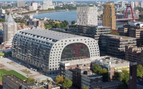 Rotterdam, elegida 'Mejor Ciudad Europea' por los Premios de Urbanismo 2015