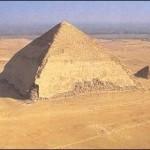 La Pirámide encorvada y la Roja, en Dahshur