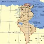 Mapa de situación de Cartago