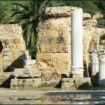 Las termas de Antonino, en Cartago