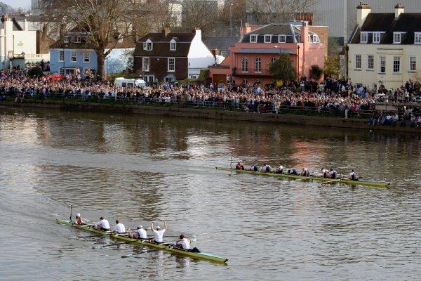 Oxford y Cambridge, rivalidad de ciudades universitarias