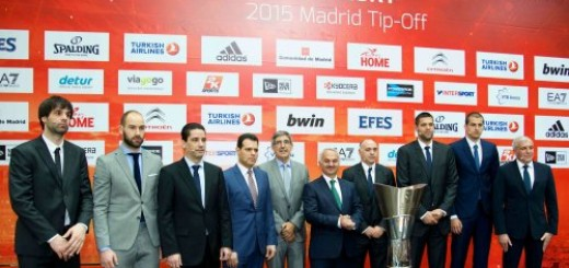 Turkish Airlines lleva la mayor fiesta del baloncesto de Europa a Madrid