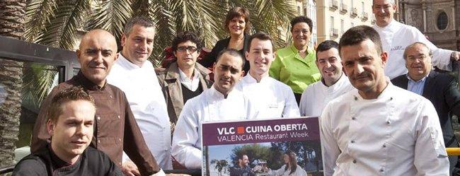 Valencia Cuina Oberta volverá a más de 60 restaurantes de la ciudad del 18 al 20 de junio