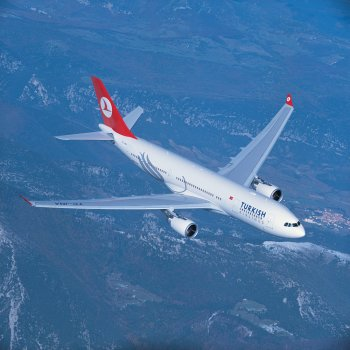 Turkish Airlines añade dos destinos más a su red y ya suma 276