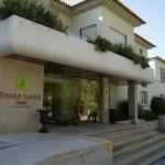 Ô Hotel Fonte Santa - Fachada principal