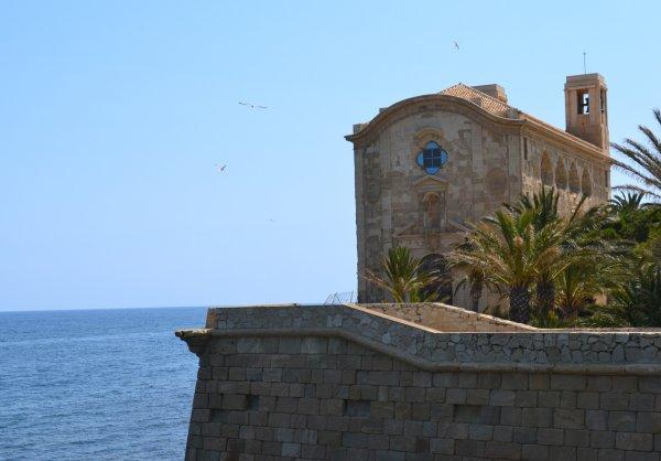 Iglesia de San Pedro y San Pablo, en Tabarca