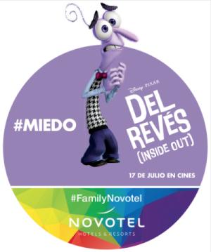 Novotel refuerza de cara a las vacaciones su oferta para las familias lanzando un nuevo paquete con Disney
