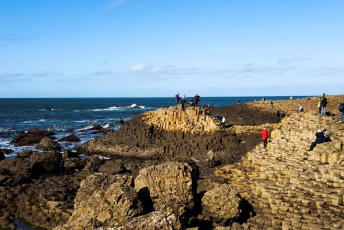 La costa norirlandesa es una de las más impresionantes del mundo
