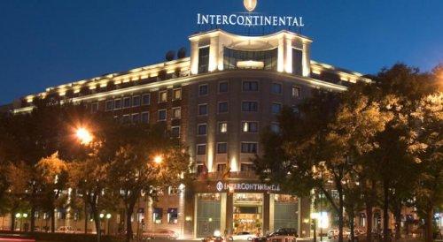 InterContinental Madrid, mejor hotel de negocios de España 2015