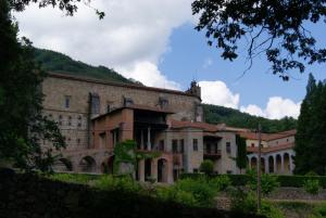 El Monasterio de Yuste, vista exterior