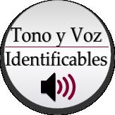 Copywriting - Tono y voz identificables