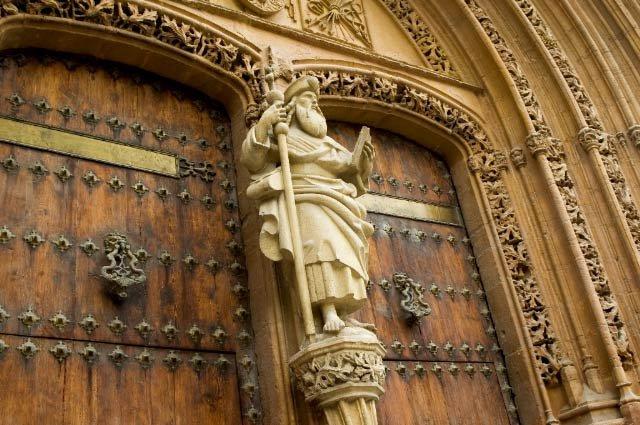 Iglesia Parroquial de Santiago el Mayor