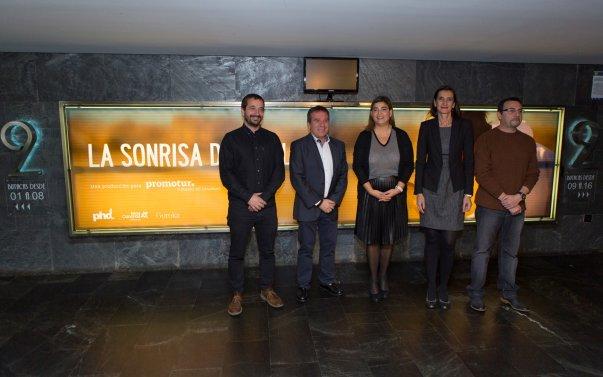 Guillermo Cascante, Pablo Alonso, María Méndez, M Teresa Lorenzo, Francesc Bailón
