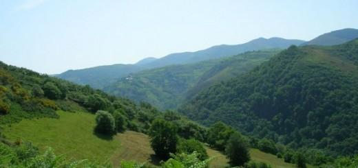 La Sierra do Courel, un paraje natural de incalculable belleza