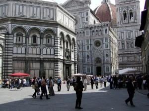 Piazza del Duomo de Florencia